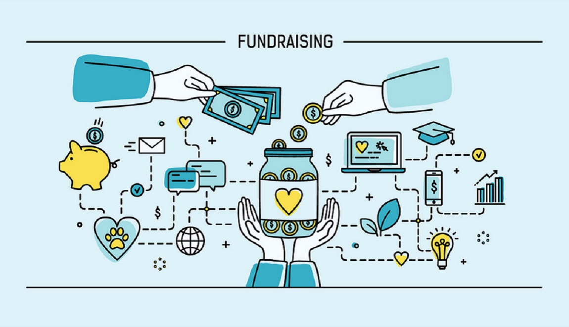 fundraising-line-art-flat-vector-13585177